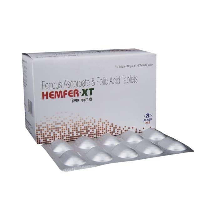 Hemfer-XT Tablet