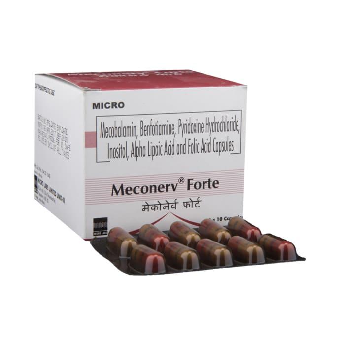 Meconerv Forte Capsule