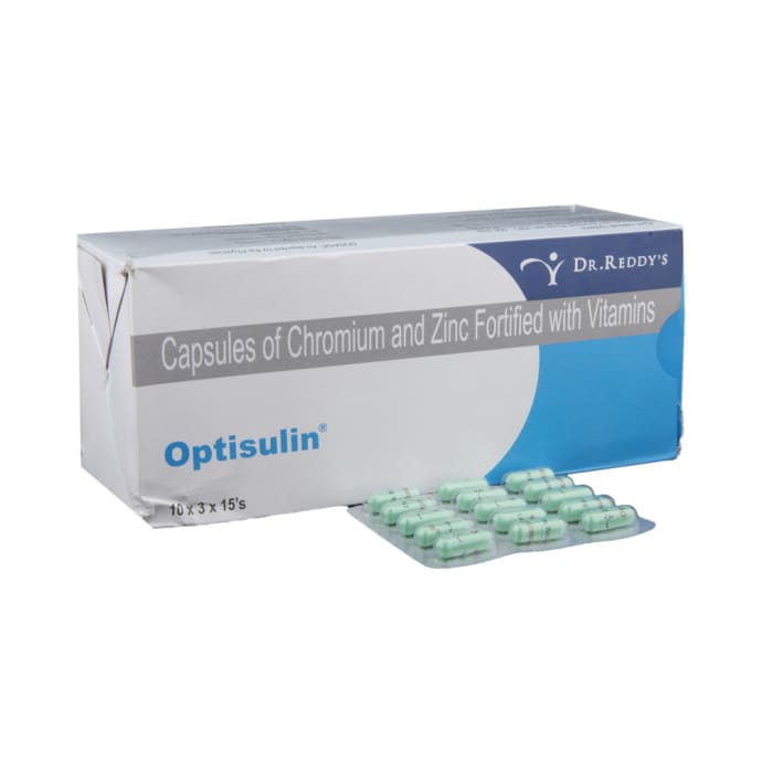 Optisulin Capsule
