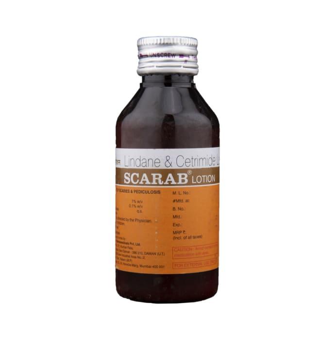 Scarab Lotion