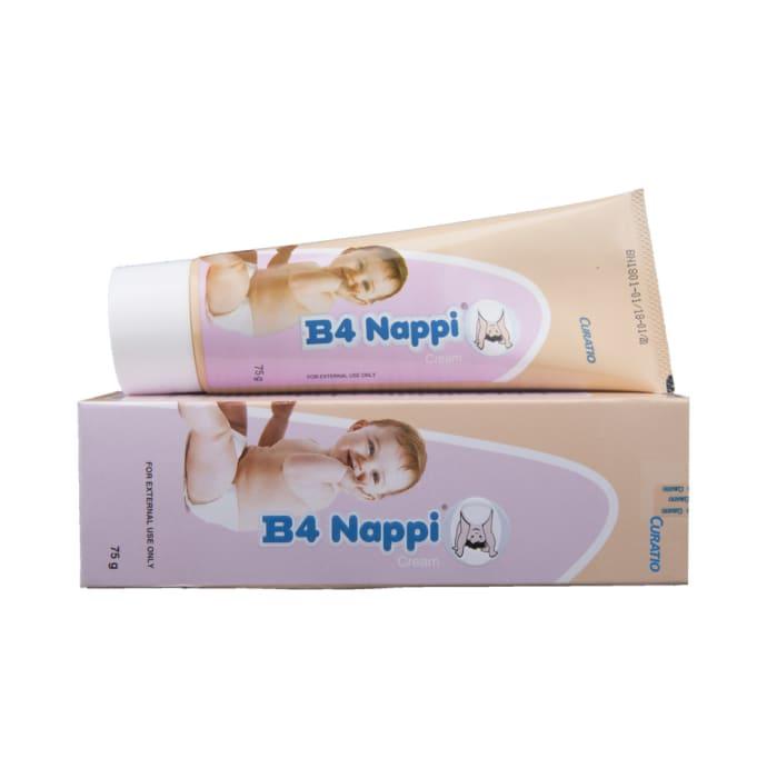 B4 Nappi Cream