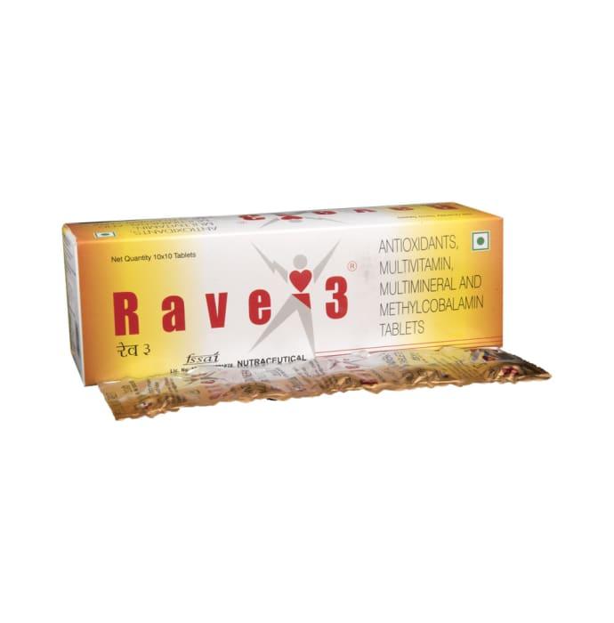 Rave 3 Tablet