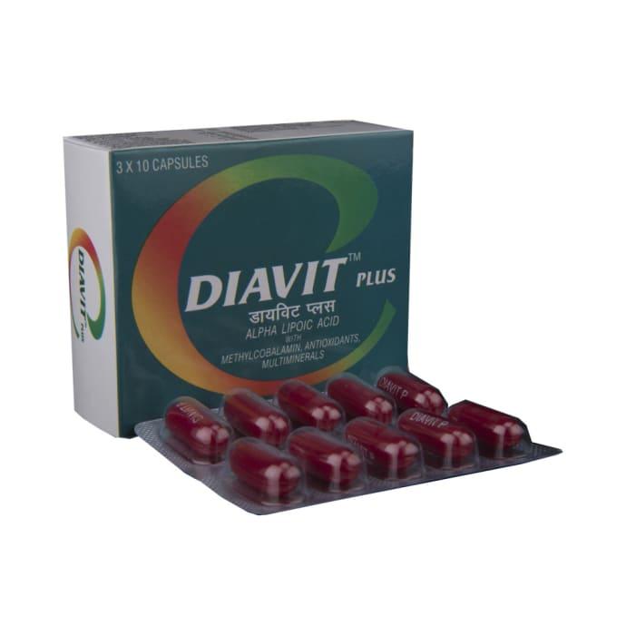 Diavit Plus Capsule