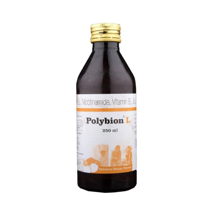 Polybion Lc Syrup Delicious Mango