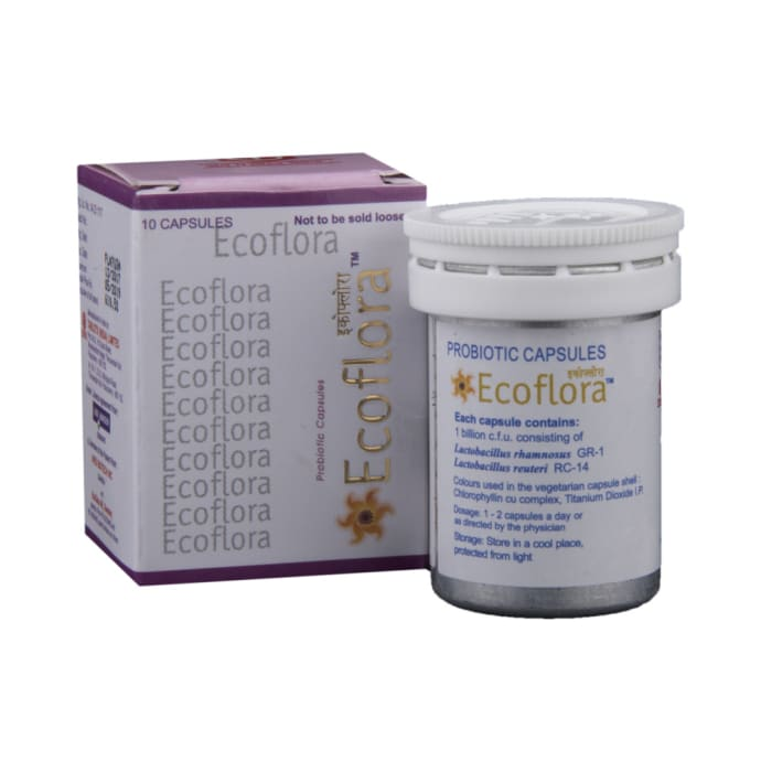 Ecoflora Capsule