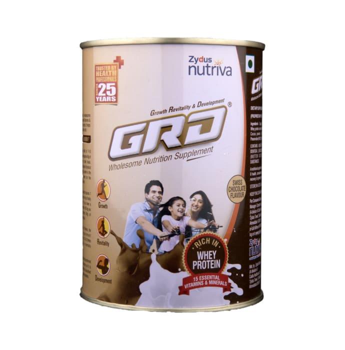 GRD Powder Swiss Chocolate