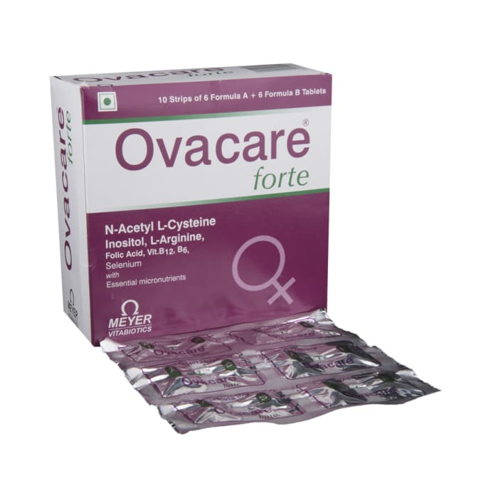 Ovacare Forte Tablet