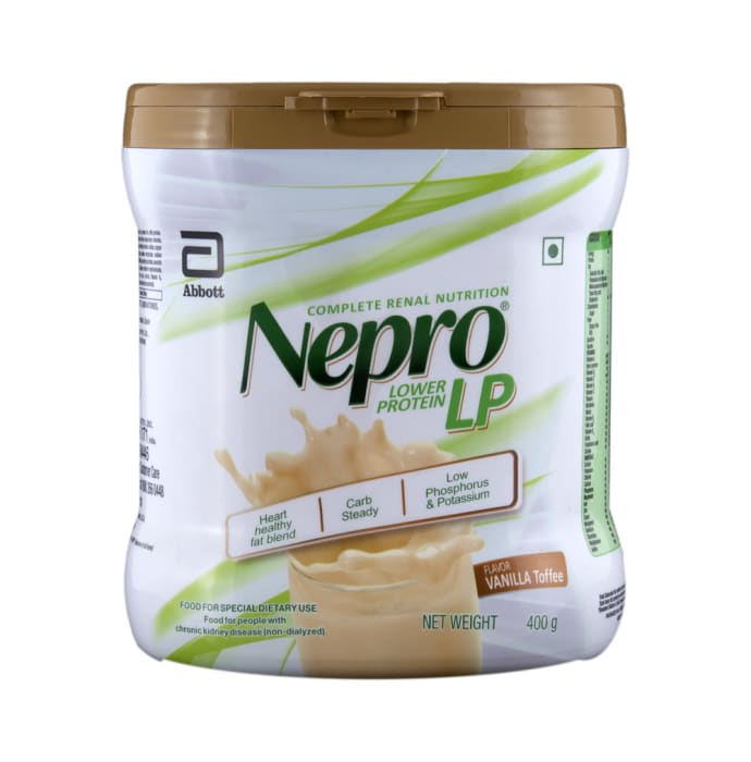 Nepro LP Powder Vanilla Toffee