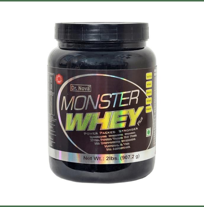 Dr. Nova Monster Whey Plus Chocolate