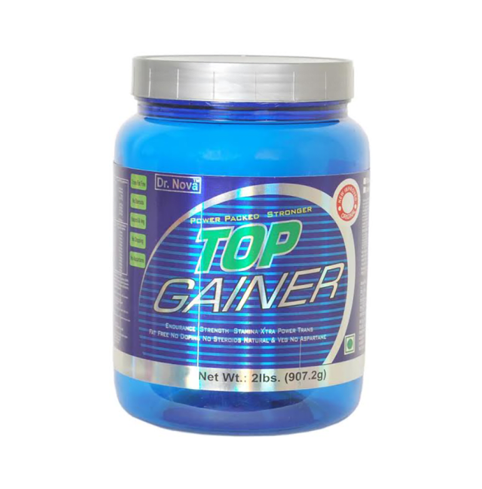 Dr. Nova Top Gainer Chocolate