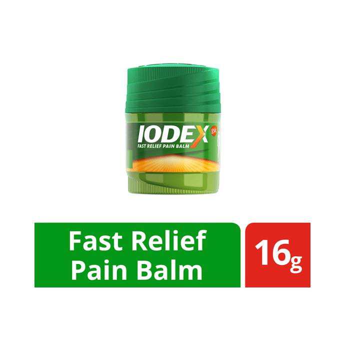 Iodex Fast Relief Pain Balm