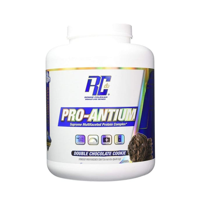 Ronnie Coleman Pro Antium Double Chocolate Cookie