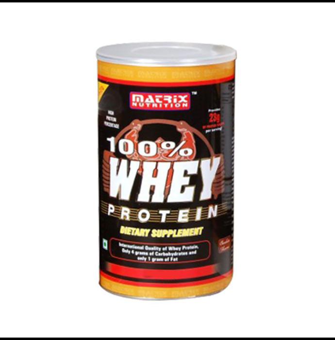Matrix Nutrition 100% Whey Protein Chocolate