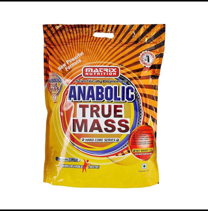 Matrix Nutrition Anabolic True Mass Chocolate