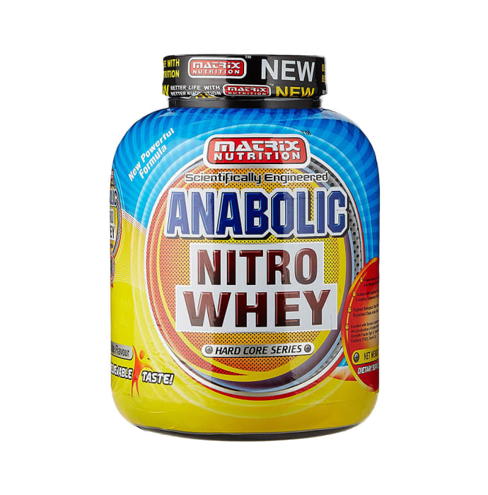 Matrix Nutrition Anabolic Nitro Whey Chocolate