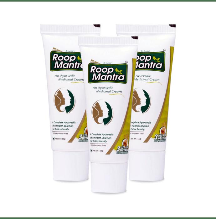 Roop Mantra  Ayurvedic Cream Pack of 3