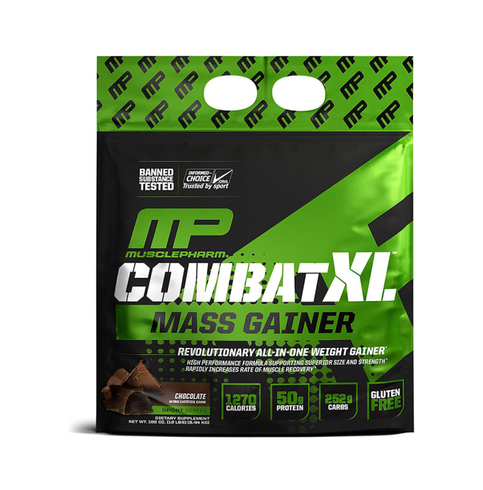 Muscle Pharm Combat XL Mass Gainer Chocolate
