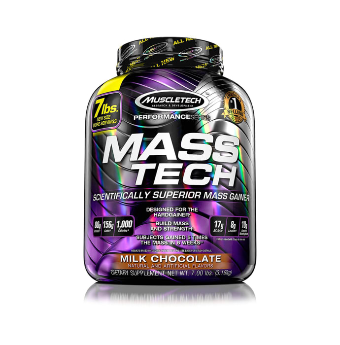 Muscletech Performance Series Mass Tech Milk Chocolate