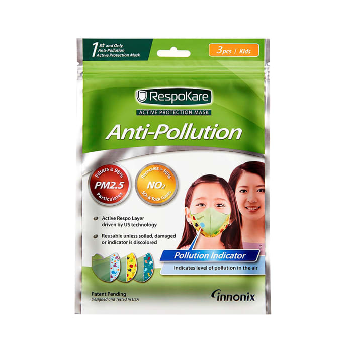 Respokare Anti Pollution Mask for Kids