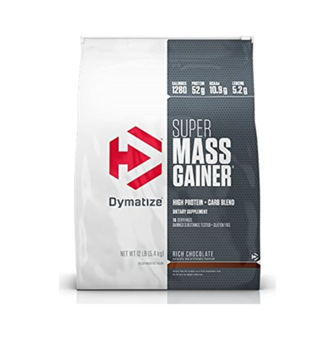 Dymatize Nutrition Super Mass Gainer Rich Chocolate