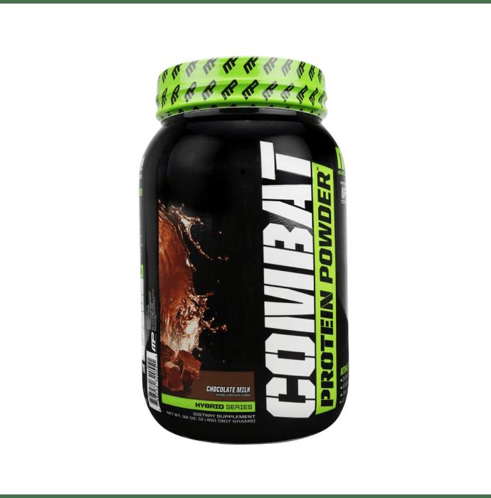 Muscle Pharm Combat Protein Powder Chocolate Milk