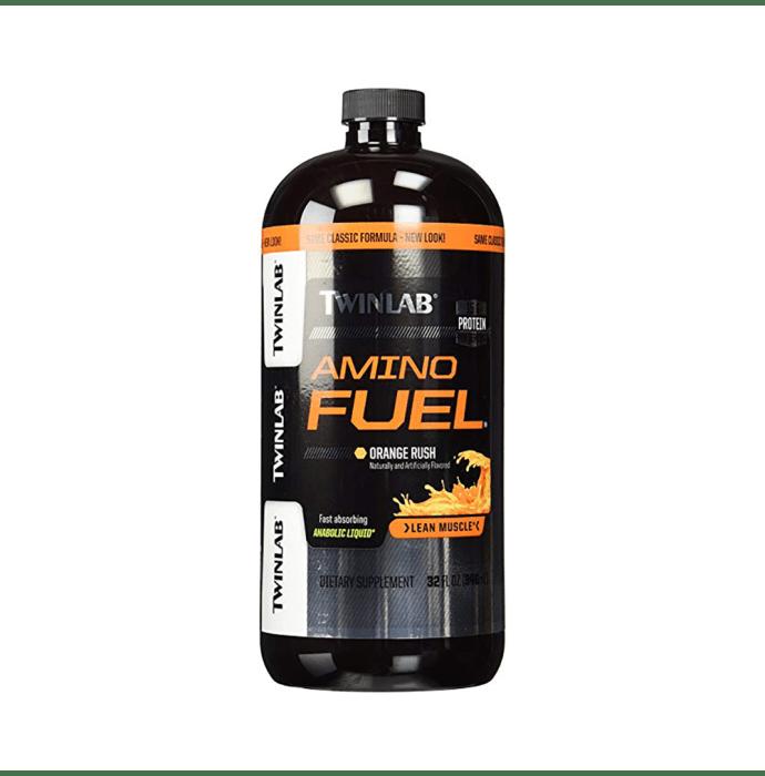 Twinlab Amino Fuel Orange Rush