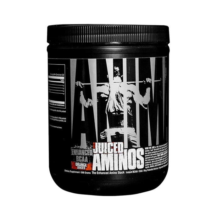 Universal Nutrition Juiced Aminos Orange