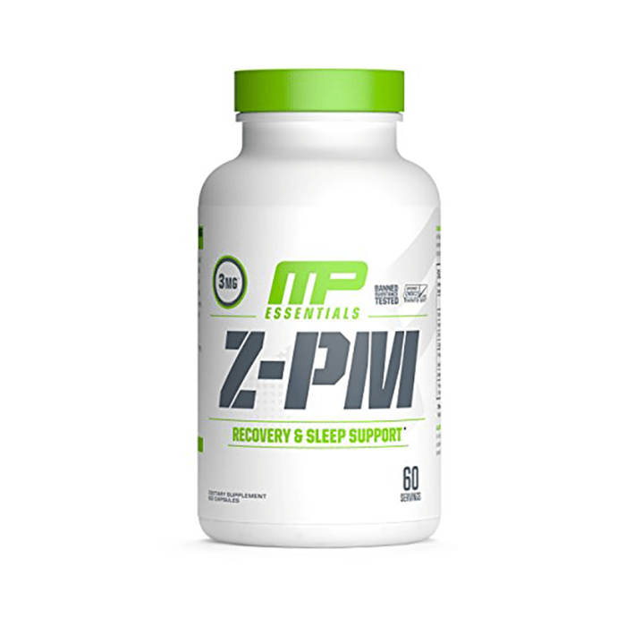 Muscle Pharm Z-PM Capsule