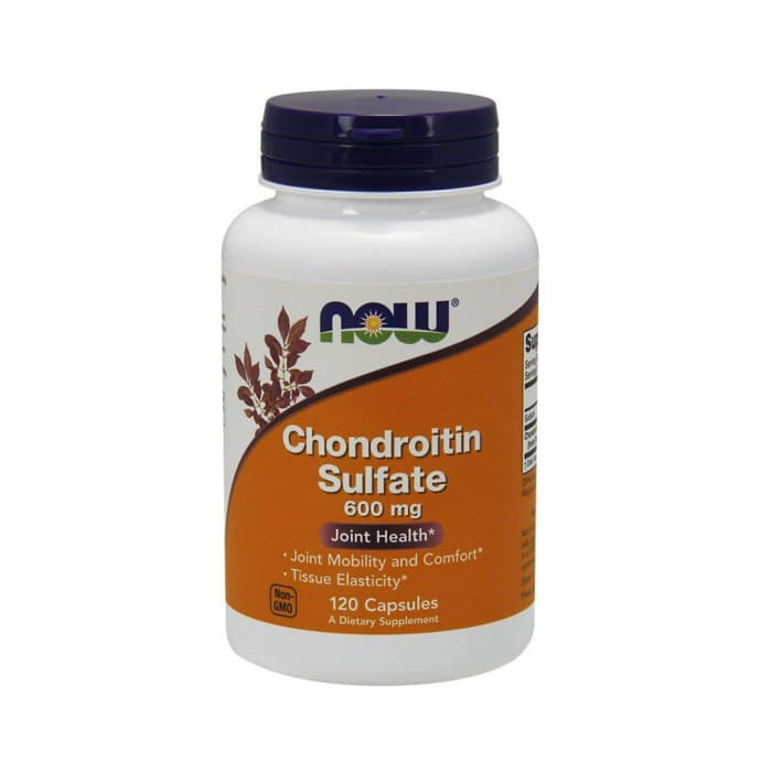 NOW Foods Chondroitin Sulfate 600mg Capsule