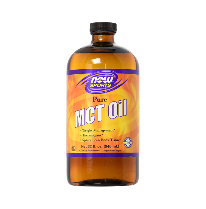 NOW Sports Pure MCT Oil
