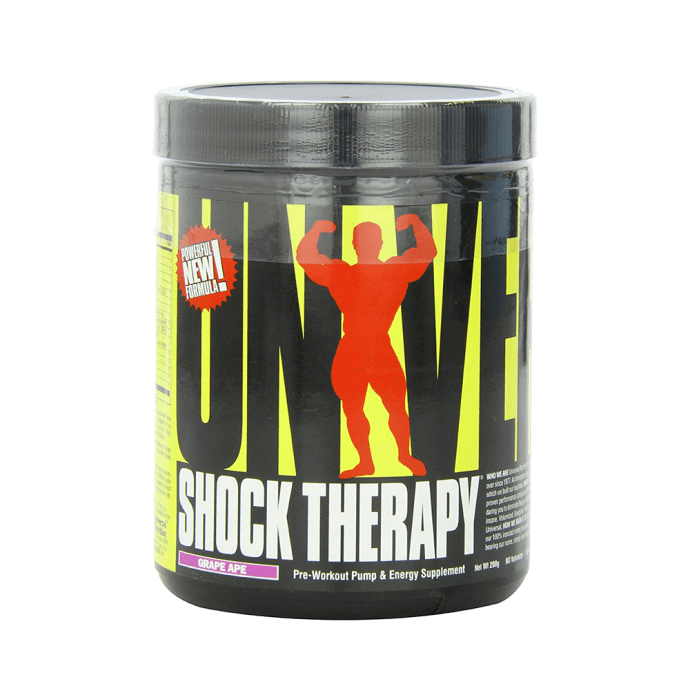 Universal Nutrition Shock Therapy Grape Ape