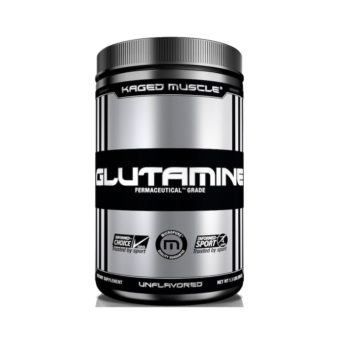 Kaged Muscle Glutamine Unflavoured