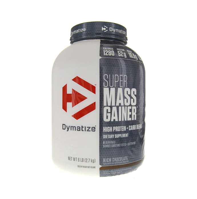 Dymatize Nutrition Super Mass Gainer Rich Chocolate