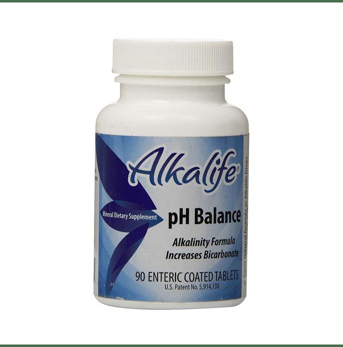 Alkalife pH Balance Enteric Coated Tablet