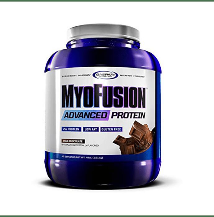 Gaspari Nutrition Myofusion Advanced Protein Milk Chocolate