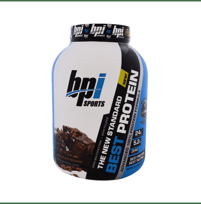 BPI Sports Best Protein Powder Chocolate Brownie