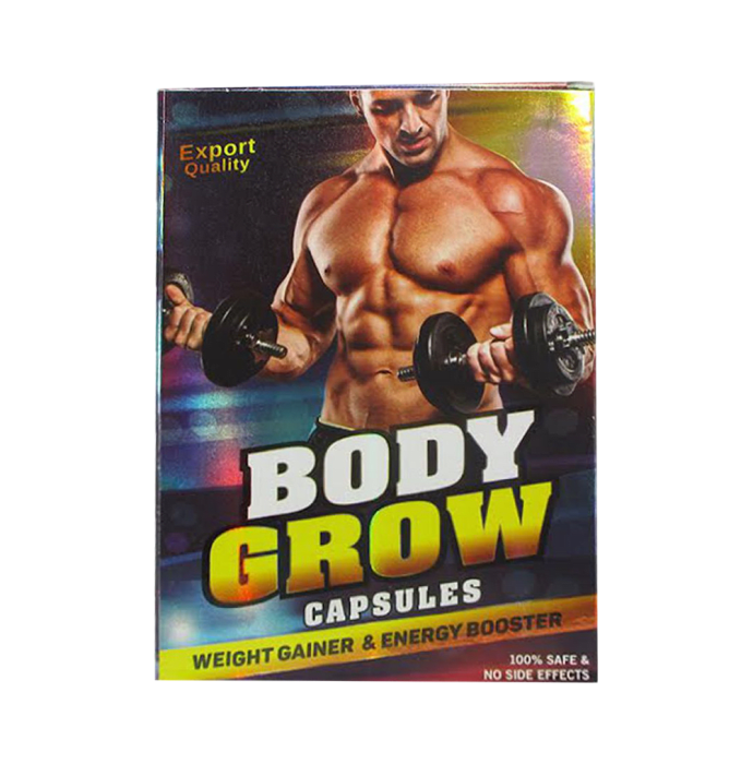 Dr Chopra Body Grow Capsule