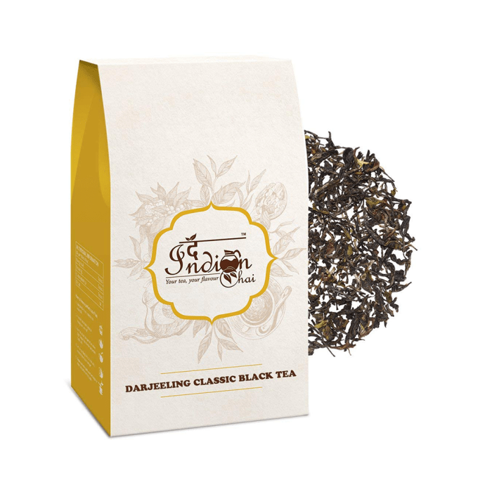 The Indian Chai Darjeeling First Flush Classic Black Tea