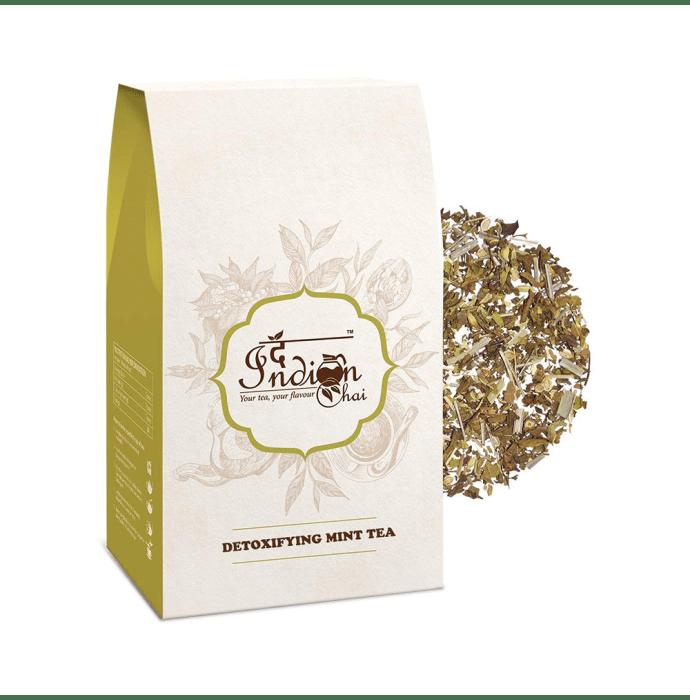 The Indian Chai Detoxifying Mint Tea