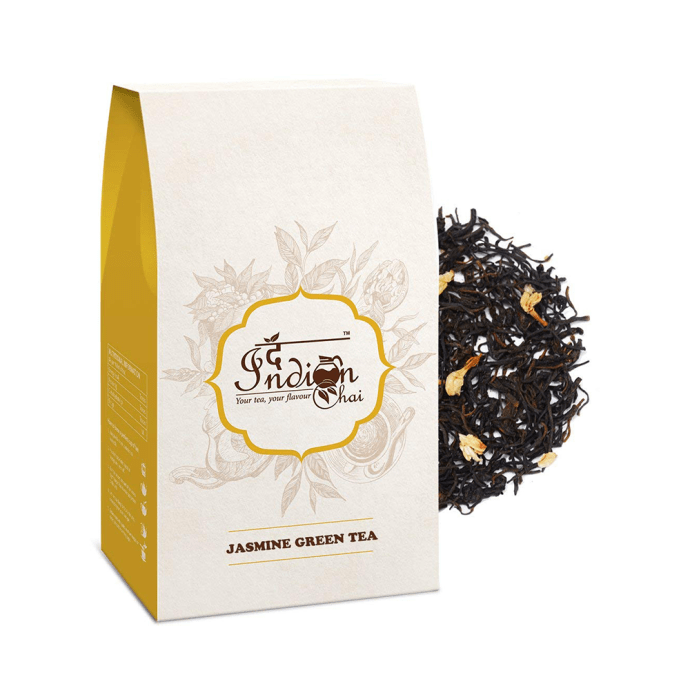 The Indian Chai Jasmine Green Tea