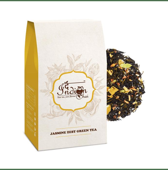 The Indian Chai Jasmine Zest Green Tea