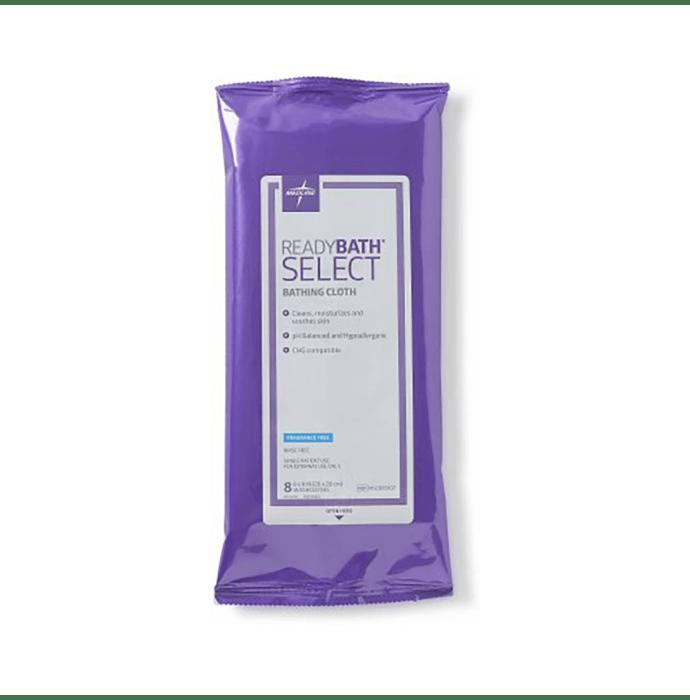 Medline ReadyBath SELECT Body Cleansing Washcloths