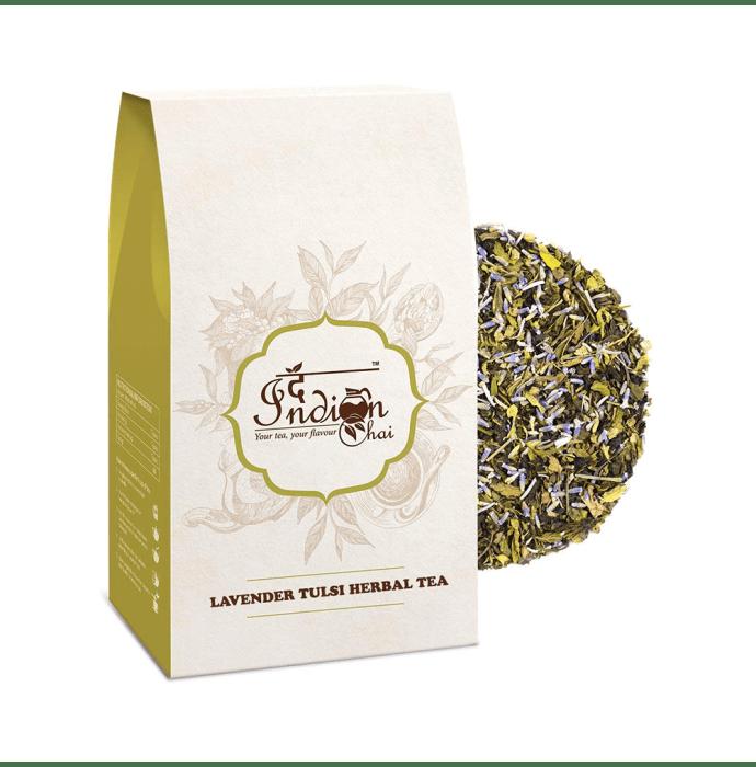 The Indian Chai Lavender Tulsi Herbal Tea