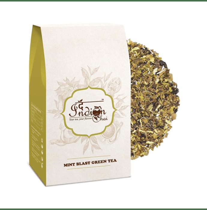 The Indian Chai Mint Blast Green Tea