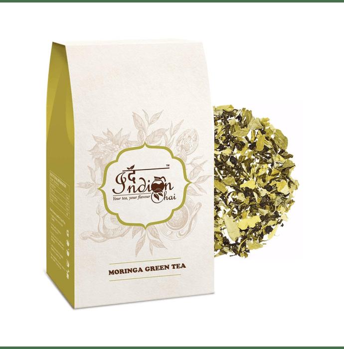 The Indian Chai Moringa Green Tea