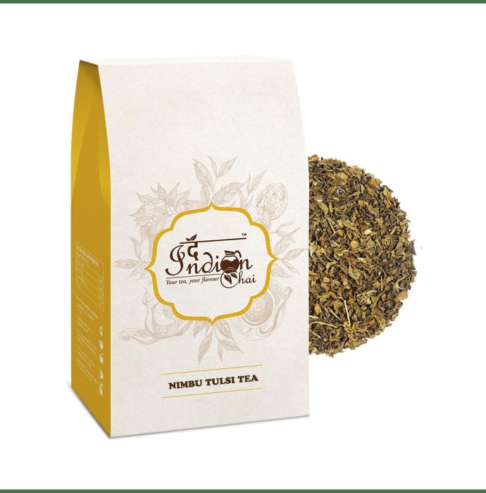 The Indian Chai Nimbu Tulsi Tea