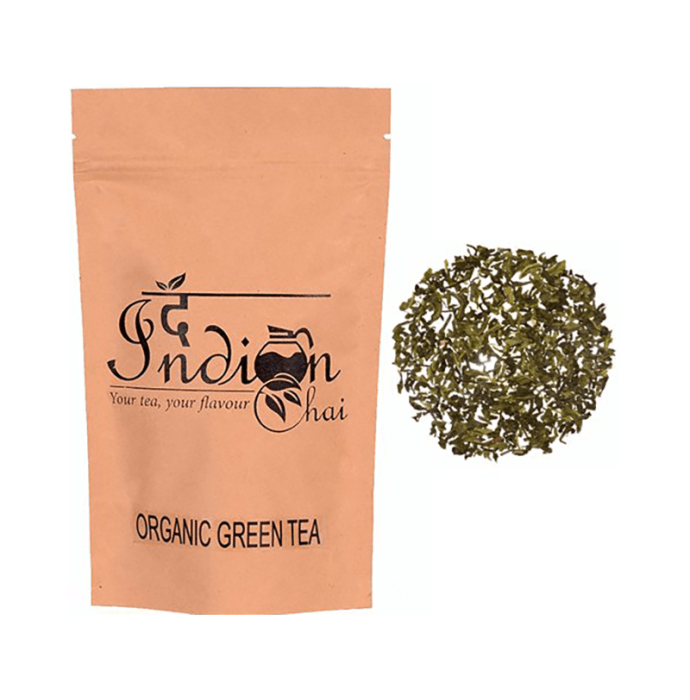 The Indian Chai Organic Green Tea
