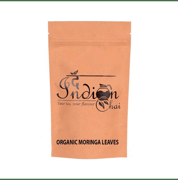 The Indian Chai Organic Moringa Leaves Herbal Tea