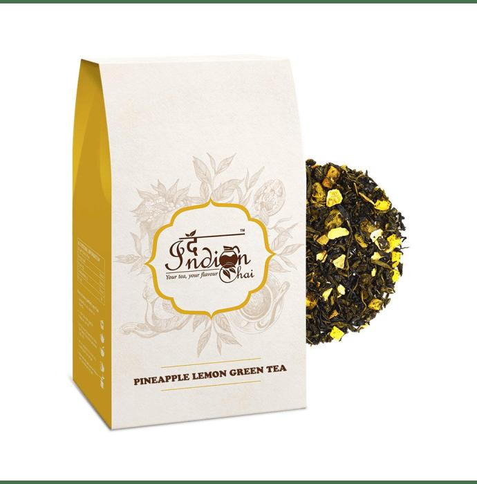 The Indian Chai Pineapple Lemon Green Tea