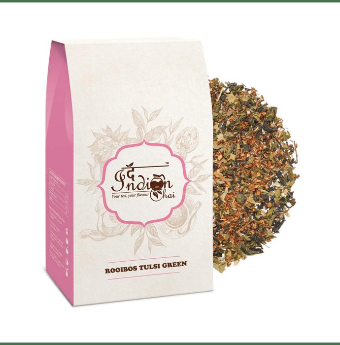 The Indian Chai Rooibos Tulsi Green Tea